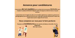 Association art et matière