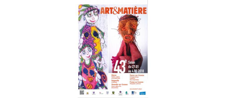 Art et Matiere 2018