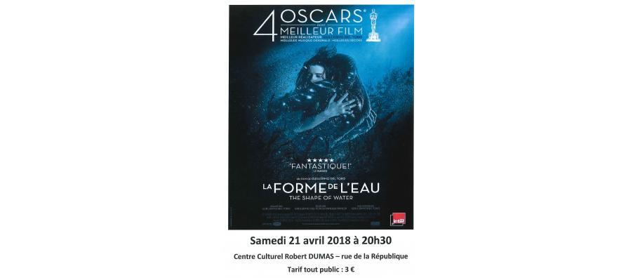 Cinéma Samedi 21 avril 2018