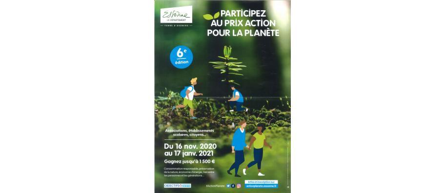 Prix Action pour la planète