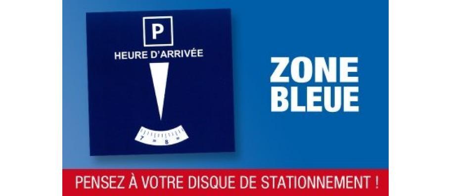 Mise en place Zone Bleue dans la Grande Rue