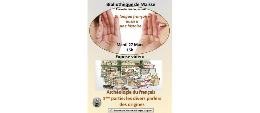Animation Bibliothèque mardi 27 mars 2018
