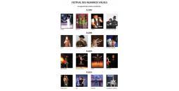 5ème FESTIVAL DES NUMEROS VISUELS