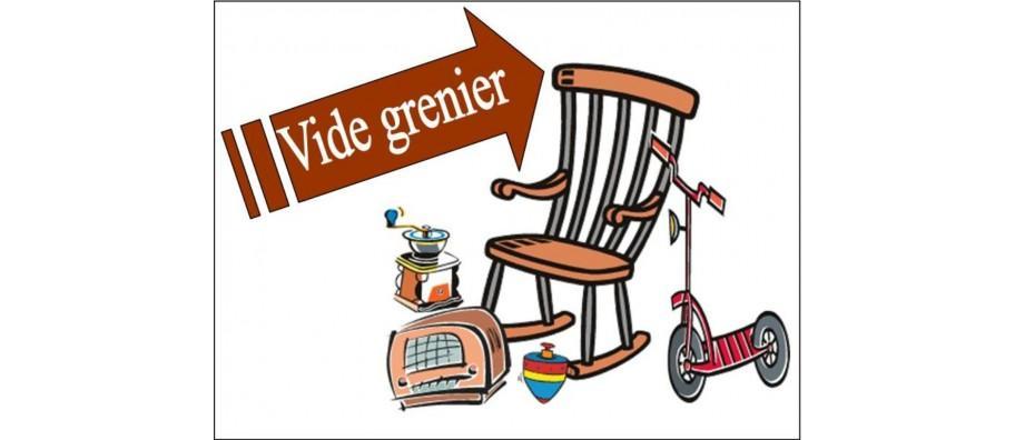 VIDE GRENIER 06/09/15